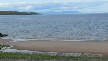 View of Skye from Gairloch