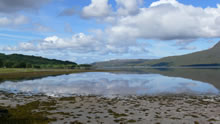 Near to Gairloch is Loch Carron
