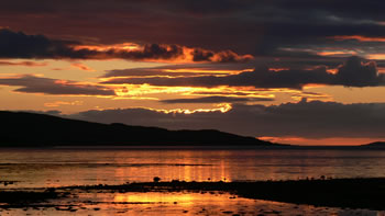 Sunset in Wester Ross